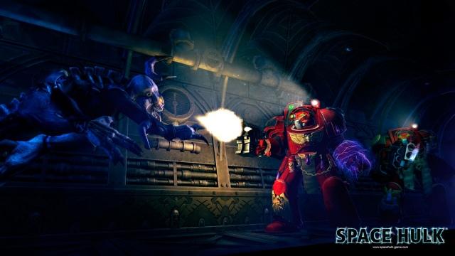 Space Hulk: körökre osztott stratégia a Warhammer 40,000 világában