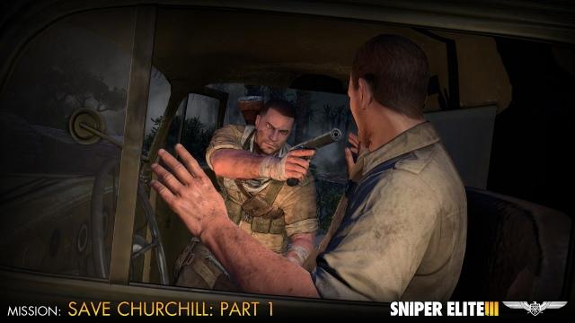 Mentsd meg Churchillt a Sniper Elite 3-ban