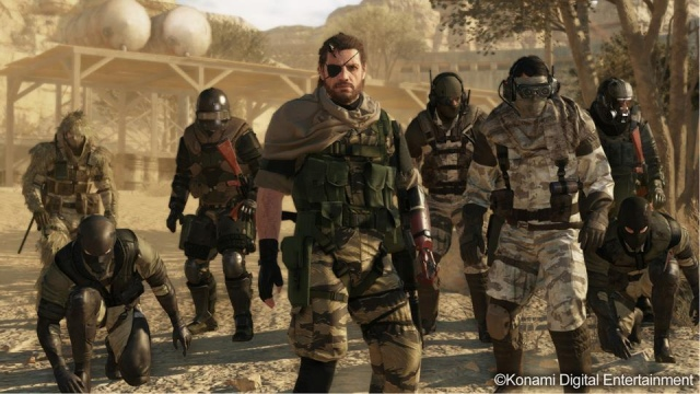 Júniusban jön a Metal Gear Solid V: The Phantom Pain?