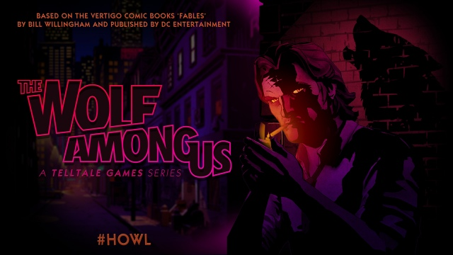 The Wolf Among Us - a Telltale Games új epizodikus játéka