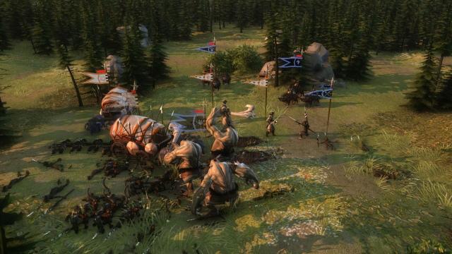 Megjelenési dátumot kapott az Age of Wonders III