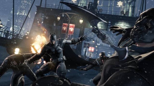 Új ellenség leselkedik Batmanre