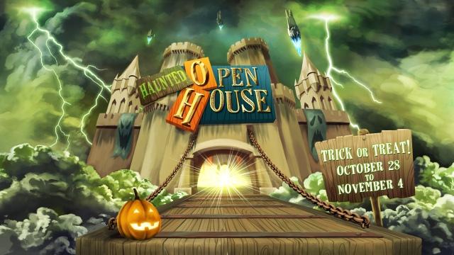 Halloweeni nyílt nap Opulenciában