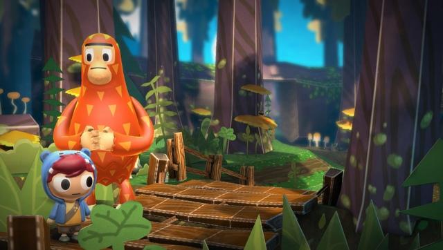 Jacob Jones and the Bigfoot Mystery: Episode 1
