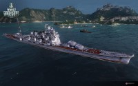 World of Warships képek