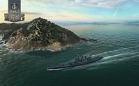 World of Warships screenshotok érkeztek