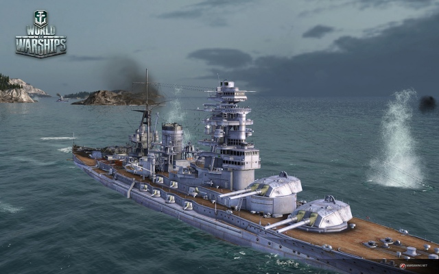 A gamescomon mutatkozik be a World of Warships