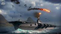 Elrajtolt a World of Warships nyílt bétája