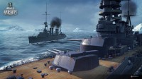 Behajózott a World of Warships