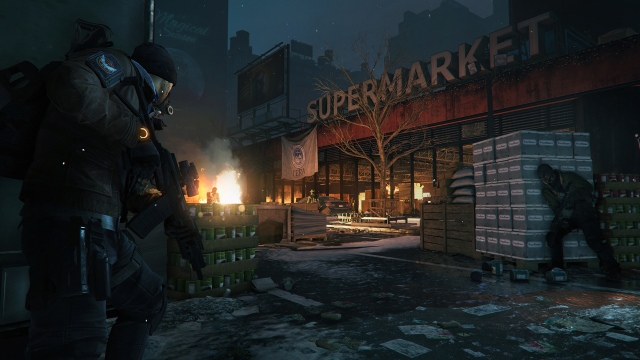 Tom Clancy's The Division gamescom képtrió