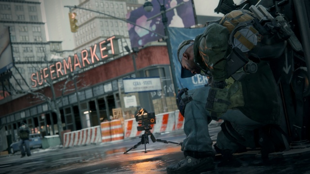 Tom Clancy's The Division interjú