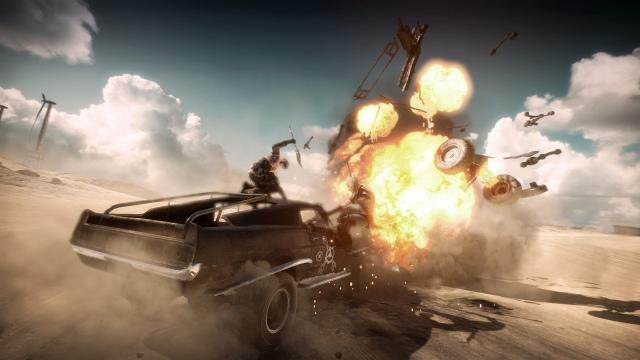 2014-ben jön a Mad Max videojáték