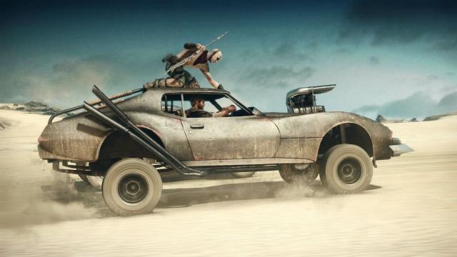 Mad Max gamescom infók