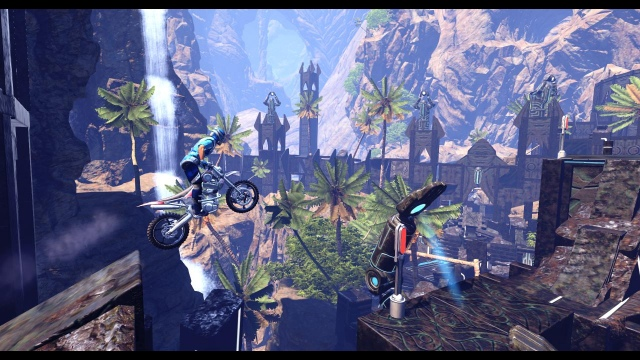 Bejelentették a Trials Fusion Welcome to the Abyss című DLC-jét