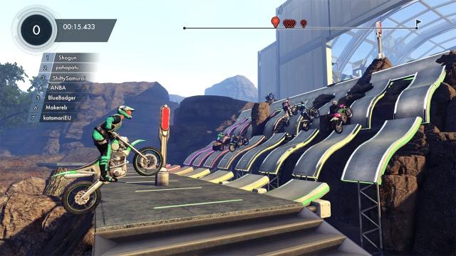 Csapatversenyek a Trials Fusionben