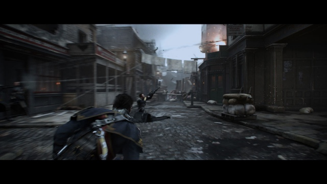 A The Order 1886 is