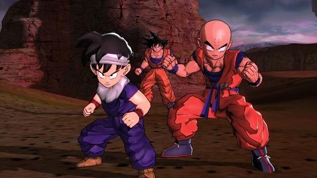 Dragon Ball: Battle of Z