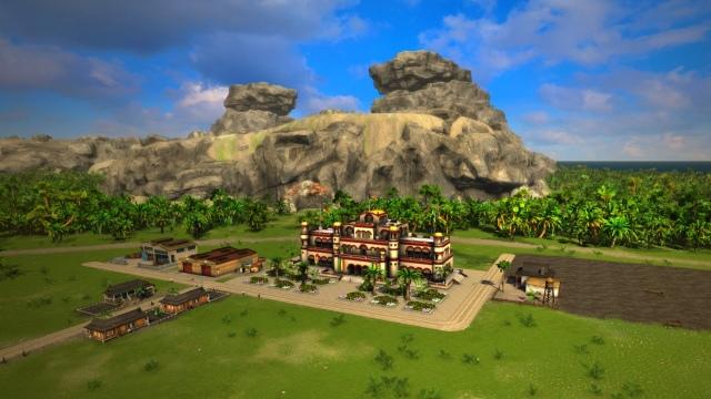 Zöld DLC a Tropico 5-höz