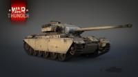 Jönnek a War Thunder brit tankjai