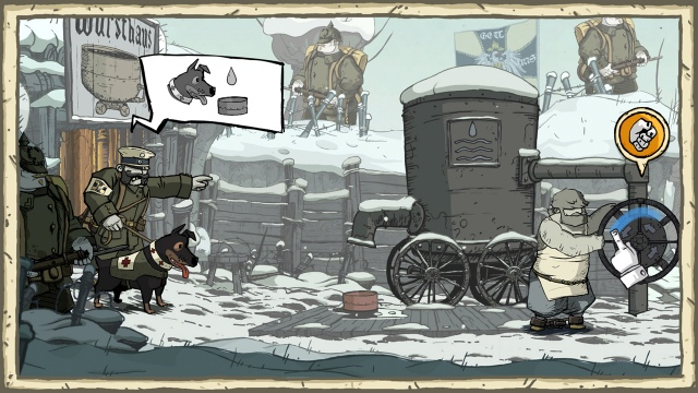 iOS-re is elkészül a Valiant Hearts: The Great War
