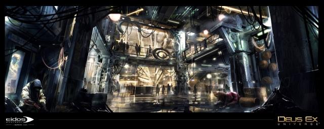 Játékokkal és miegymással bővül a Deus Ex széria