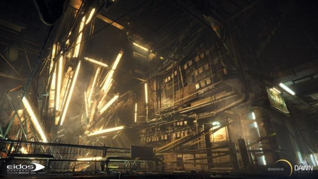 Dawn Engine-re épül az új Deus Ex játék