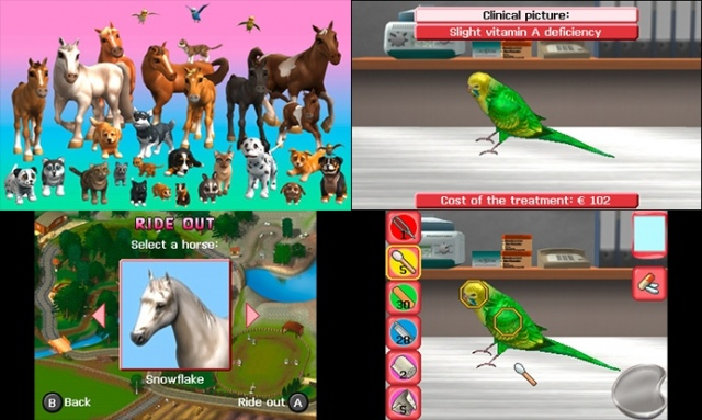 My Vet Practice 3D - In the Country (3DS)