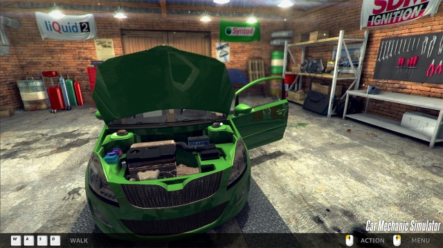 Hamarosan jön a Car Mechanic Simulator 2014