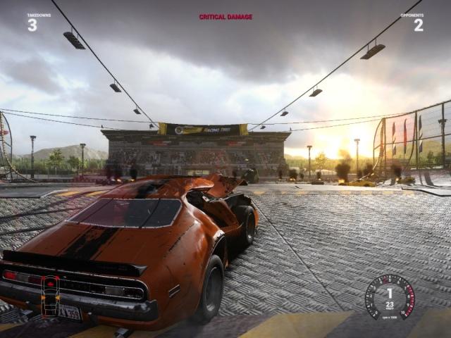 Steamen is elérhető a Next Car Game korai változata