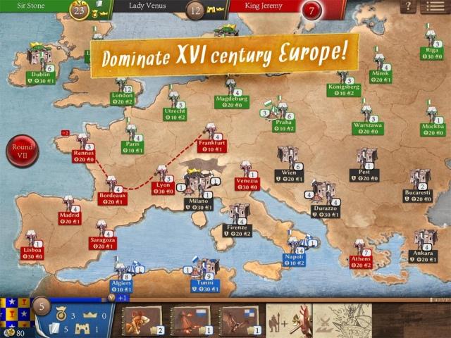 Da Vinci's Art of War