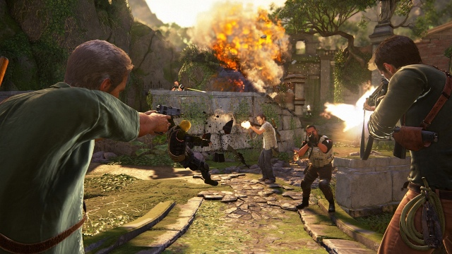 Survival móddal bővült az Uncharted 4: A Thief's End