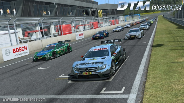 DTM Experience