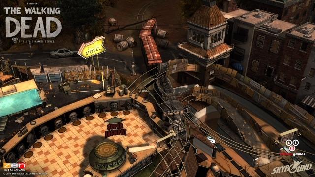 Augusztus végén jelenik meg a Zen Studios The Walking Dead flipperasztala