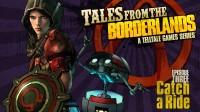 Képek a Tales from the Borderlands harmadik epizódjából
