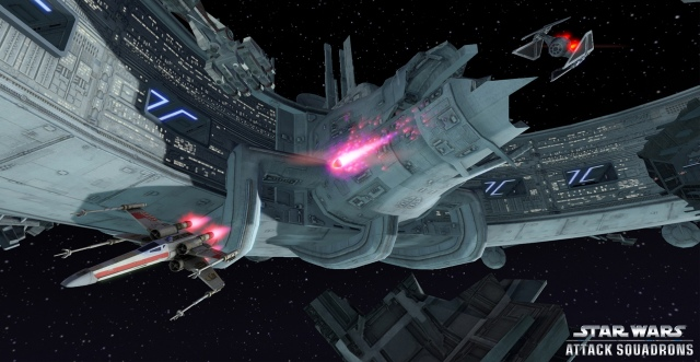 Star Wars: Attack Squadrons (TÖRÖLVE)