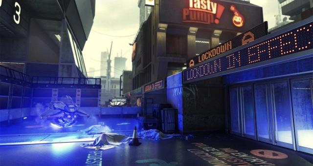 Call of Duty: Advanced Warfare – Havoc DLC