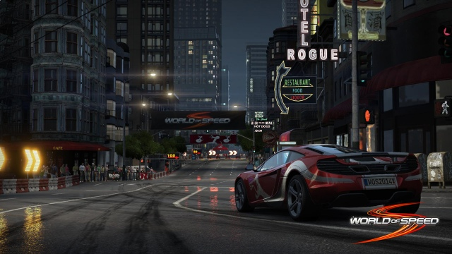 Félperces World of Speed trailer