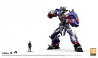 Transformers: Rise of the Dark Spark - képeken Optimus Prime