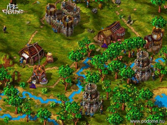 The Settlers III Gold Edition