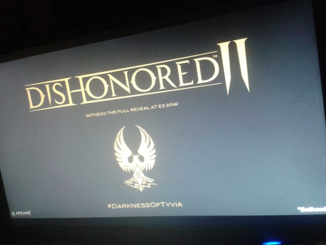 Készül a Dishonored II?