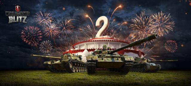 Második születésnapját ünnepli a World of Tanks Blitz