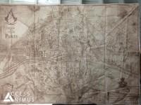 Ilyen lesz az Assassin's Creed: Unity térképe?