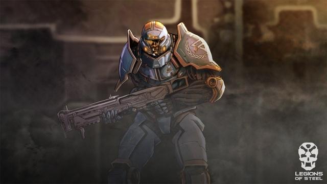 iOS-re és Androidra készül a Legions of Steel