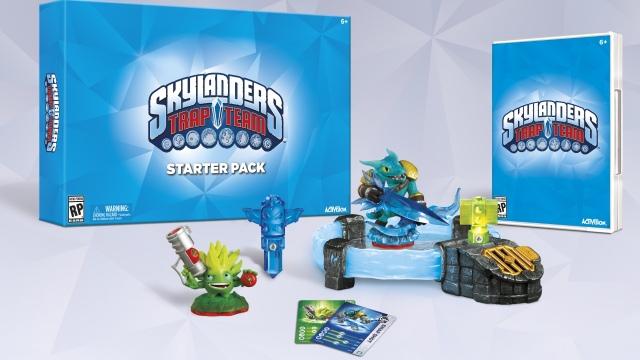 Ősszel jön a Skylanders Trap Team