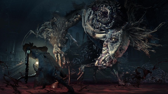 Bloodborne: The Old Hunters DLC