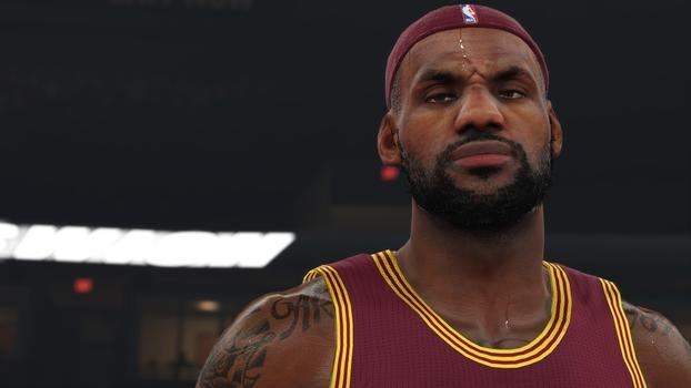 Új képek érkeztek az NBA 2K15-höz