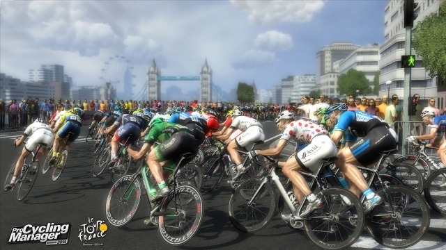 Pro Cycling Manager 2014 - Tour de France 2014