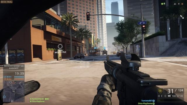 Battlefield: Hardline bétateszt