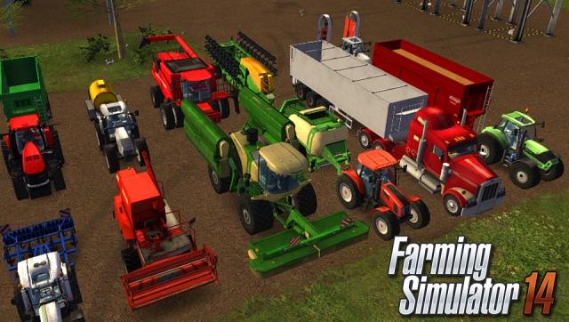 Vitára és 3DS-re jön a Farm Simulator 2014