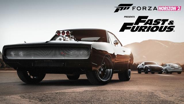 Halálos iramban DLC a Forza Horizon 2-höz